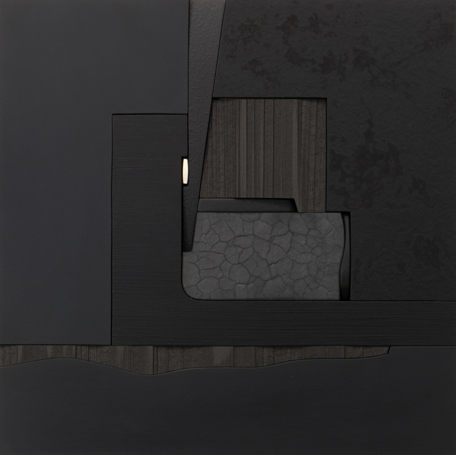 , 'Noir on Me 11,' 2019, Michele Mariaud Gallery