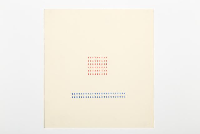 , 'Typecode,' 1978, Richard Saltoun