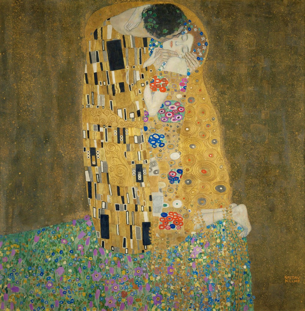 gustav klimt der kuss the kiss 1907 1908 artsy. Black Bedroom Furniture Sets. Home Design Ideas