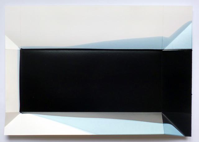 , 'Paperpool- s,b,w,' 2014, Max Weber Six Friedrich