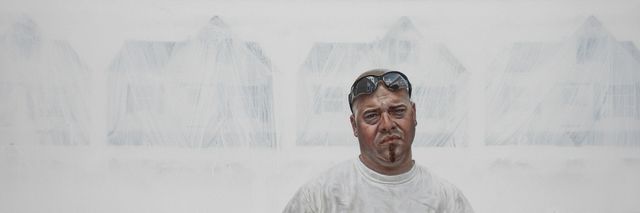 , 'Phil,' 2010, The Bonfoey Gallery
