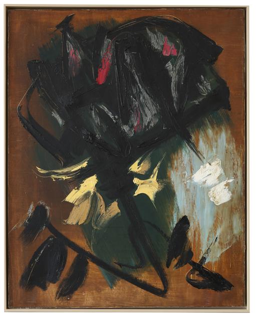 , 'Opus 3D,' 1958, Dellupi Arte