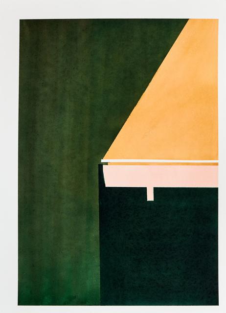 , 'Temple VII,' 2017, Galerie Laurence Bernard