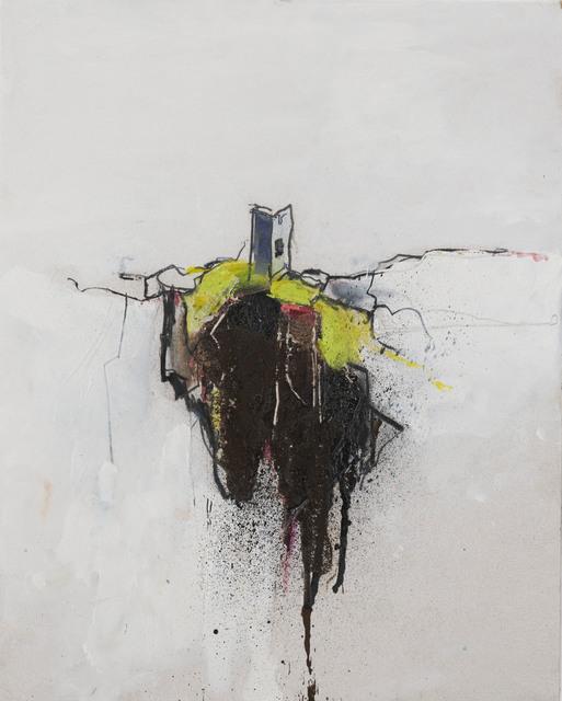 , 'Plucked Mine I,' 2017, Thackeray Gallery