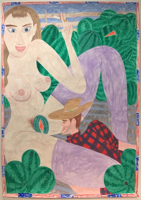 , 'Laffy Taffy,' 2017, Rod Bianco Gallery