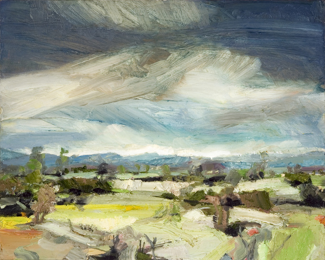 Simon Andrew, 'Monmouthshire Landscape', Wallace Galleries