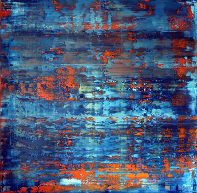 , 'The Blue Hour,' 2017, Inception Gallery