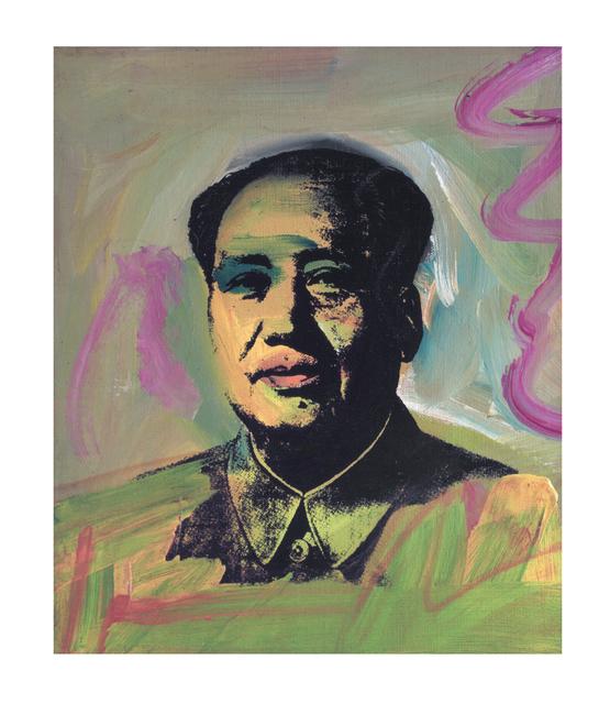 Andy Warhol, 'Mao', 1973, Stellan Holm Gallery