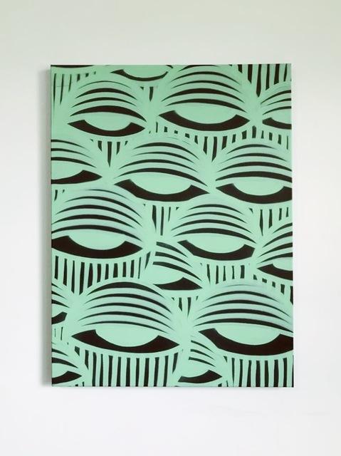 , 'UNTITLED (MINT ON BLACK),' , Marcel Katz Art