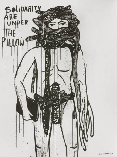 , 'Solidarity are under the Pillow,' 2012, Arario Gallery