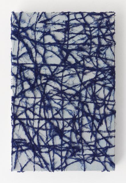 , 'Texture Study,' 2017, Anat Ebgi