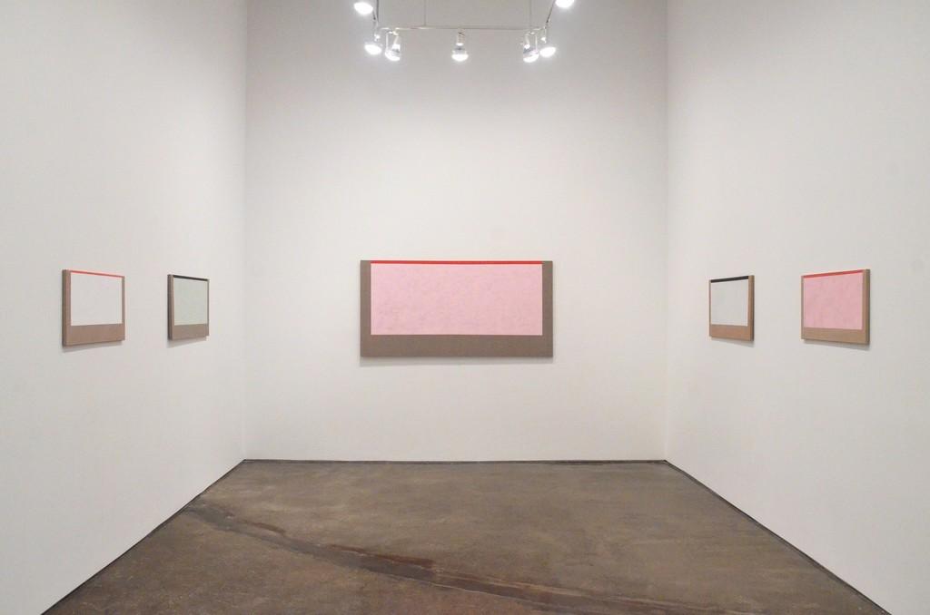 Installation view of Sharon Brant: Plenty, MINUS SPACE, 2018