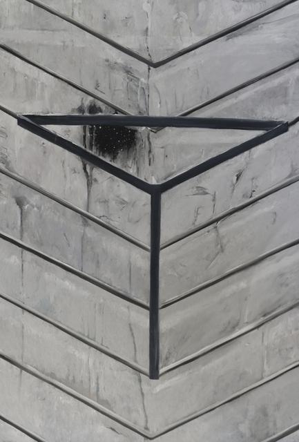 , 'Aestheticized Uncertainty (Negative Ice),' 2014, Mind Set Art Center
