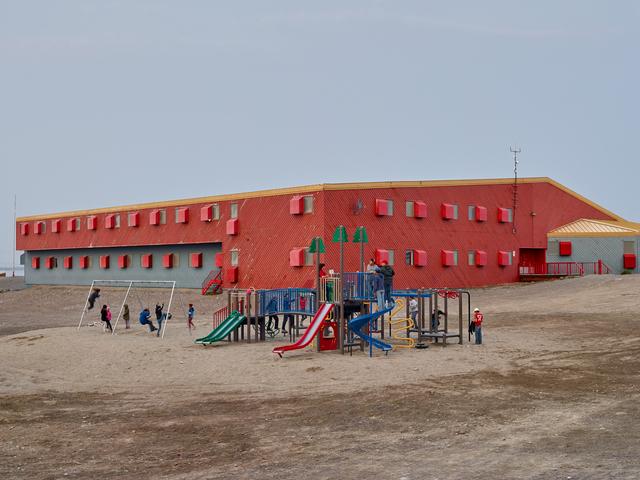 , 'Maani Ulujuk School, Rankin Inlet,' 2017, Circuit Gallery