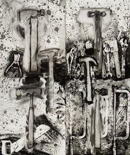 , 'With Aldo Behind Me,' 2008, Jonathan Novak Contemporary Art