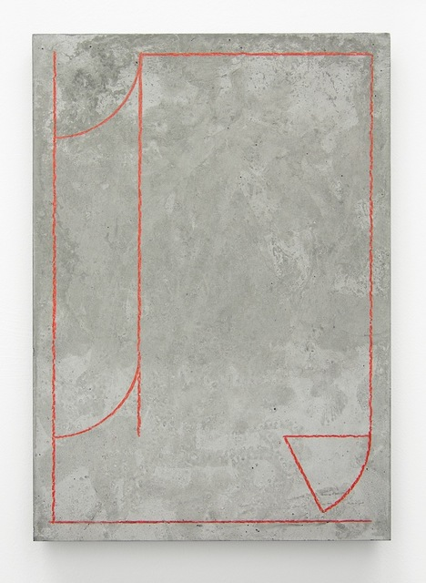 , 'Plan (Slice),' 2015, Vigo Gallery