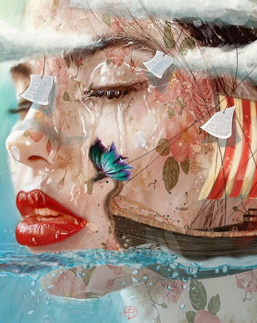, 'Wet Poet,' 2017, Ekavart Gallery