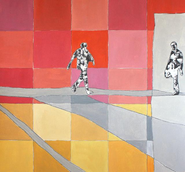, 'Untitled (4.15.14),' 2014, Robert Berman Gallery