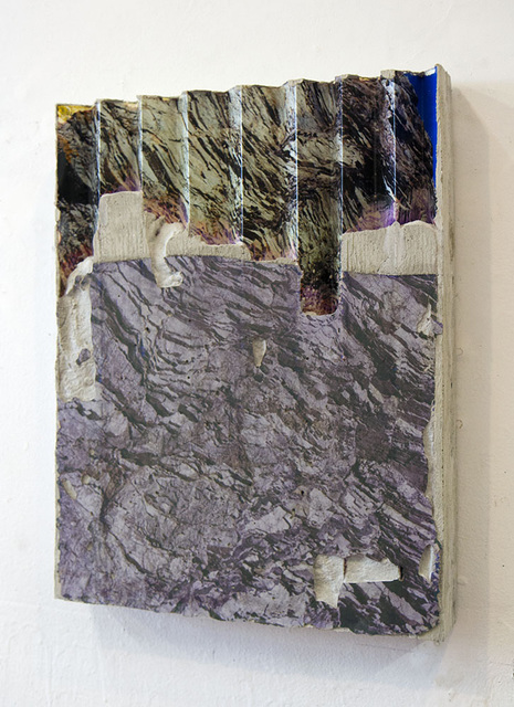 , 'Tennessee Cove Concrete Fold,' 2014, Octavia Art Gallery