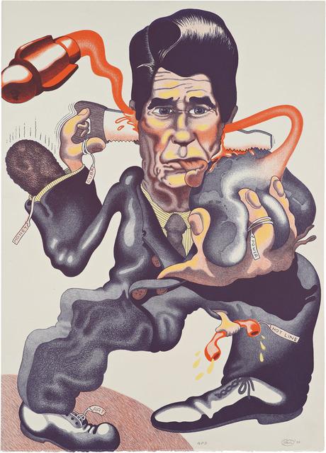 , 'Politics,' 1985, Pace Prints