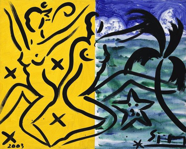 Stefan Szczesny, 'Mystique mood', 2003, ARTEDIO