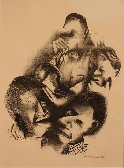 , 'Jazz,' 1943-1944, Aaron Galleries