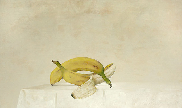 , 'Two Banana,' 2015, Galerie Huit