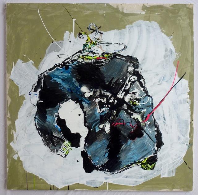 , 'Untitled (Bones Brigade/Powell-Peralta, circa 1986) ,' 2016, Erin Cluley Gallery