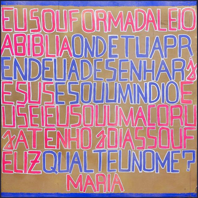 , 'Maria,' 2016, Bolsa de Arte