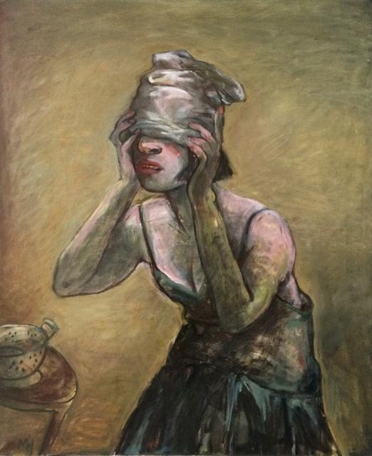 , 'Blind Man's Bluff,' 2016, Jessica Carlisle