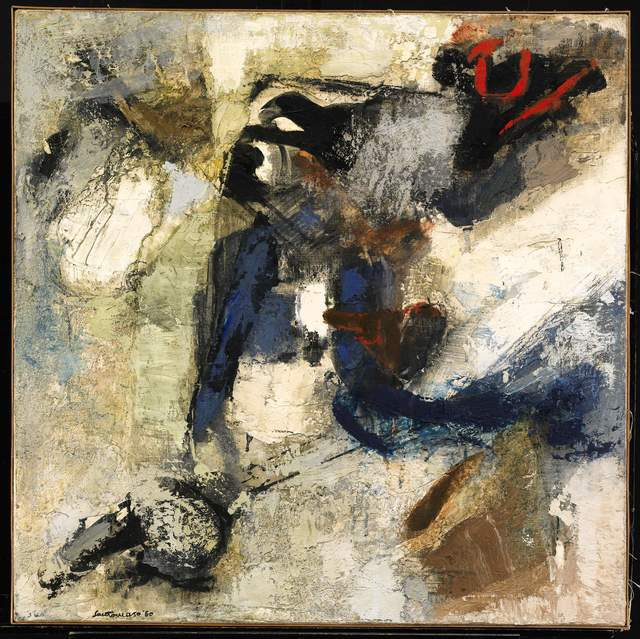 , 'Canto Andaluso,' 1960, Cortesi Gallery