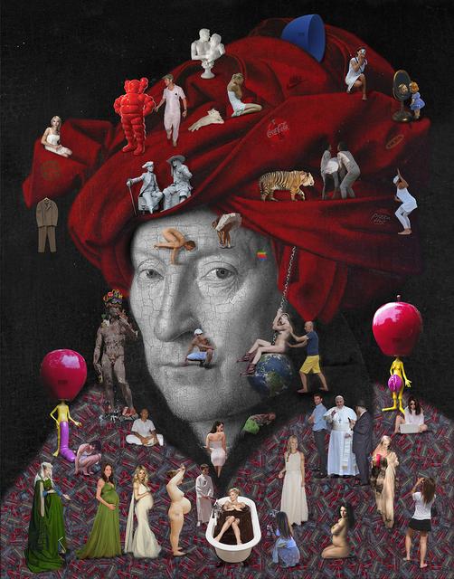 , 'Jan van Eyck,' 2011, Galeria Contrast