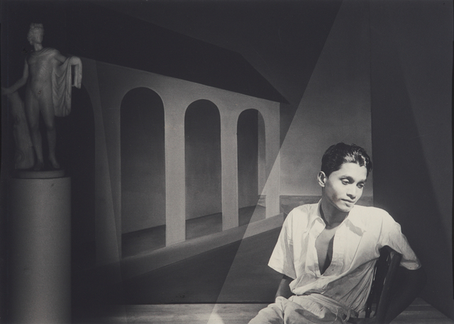 , 'Untitled (Beautry, Midnight, Vision Dies),' ca. 1938-39, Jhaveri Contemporary
