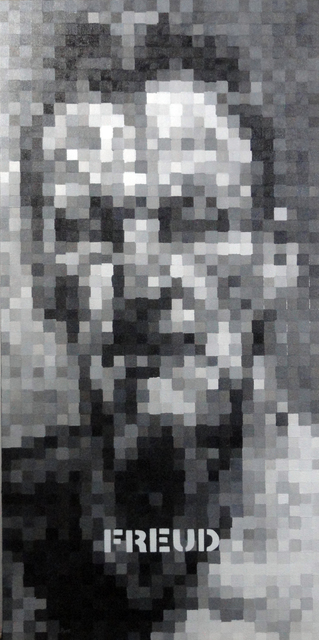 , 'Lucian Freud,' 2014, Galerie D'Avignon