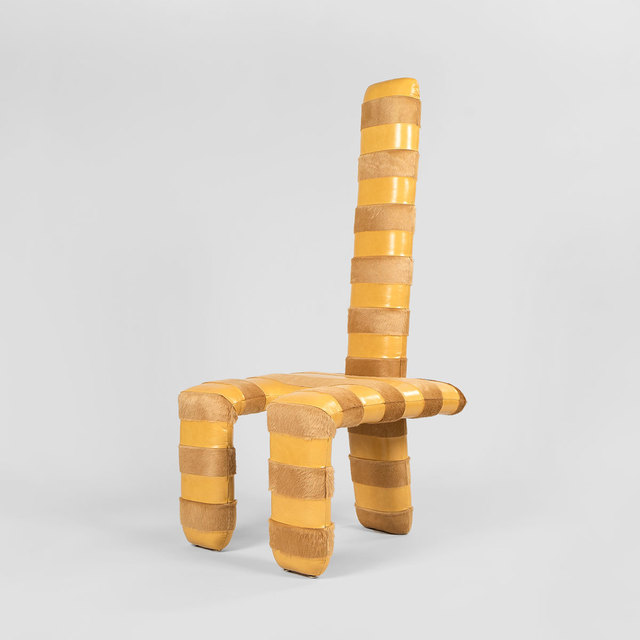 Alex P White, 'Who Chair', 2019, The Future Perfect