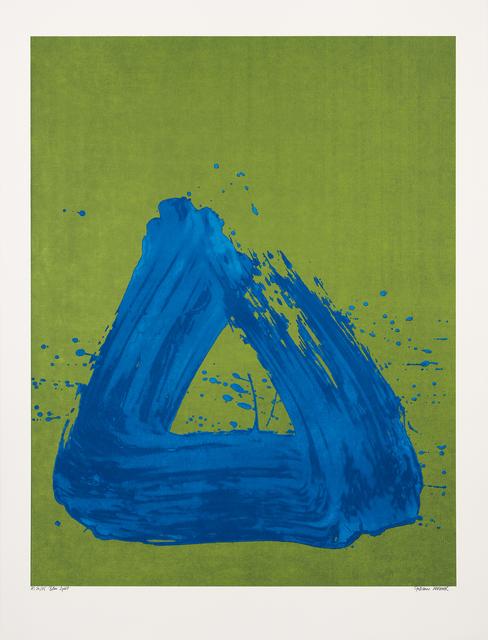 , 'Blue Spirit,' 2015, Galerie Lelong & Co.