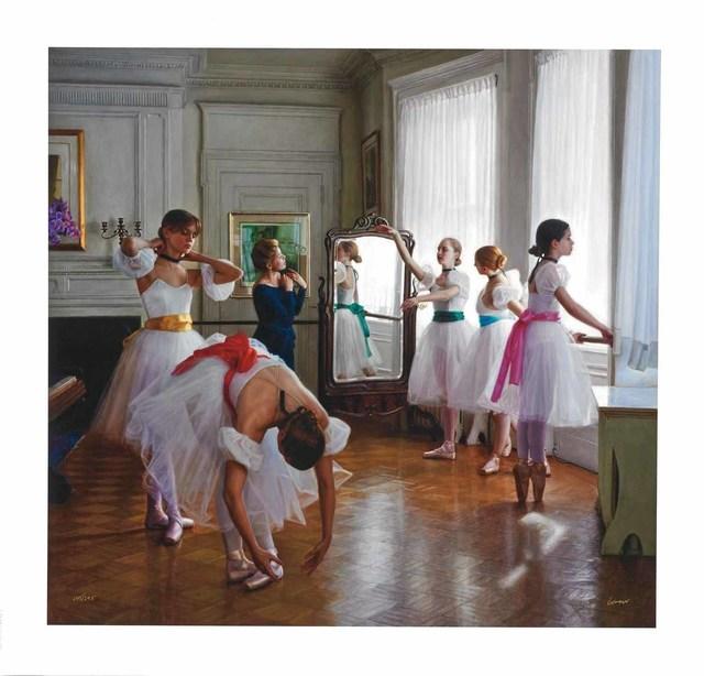 Douglas Hofmann, 'Miss Mary's Class ', 2012, Martin Lawrence Galleries