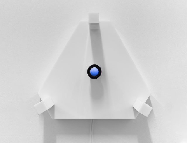 , 'Self (C),' 2016, bitforms gallery