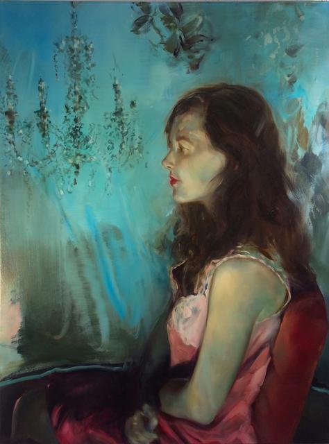 , 'Ruby Red,' 2017, Studio 21 Fine Art