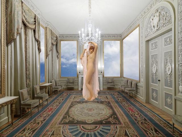 Nic Courdy, 'Ivory Tower', 2016, Piramid Sanat