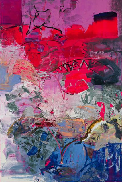 ", '""The Love-alligator"" ,' 2018, James Harris Gallery"
