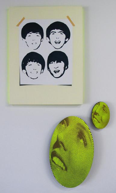 , 'Fans,' 2014, Wilding Cran Gallery