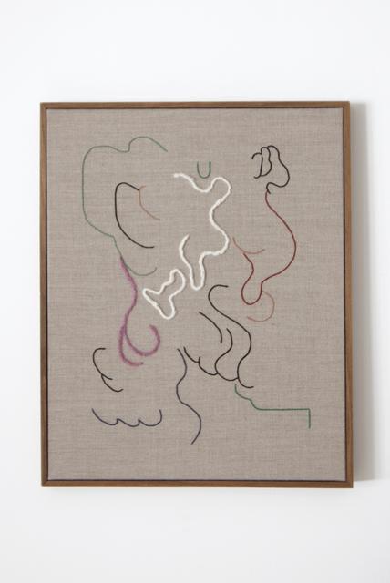 , 'Echoes #13,' 2017, ELASTIC Gallery