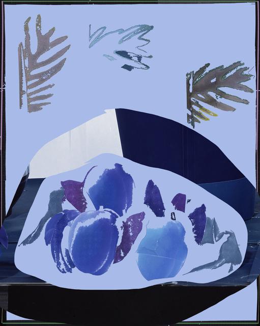 , 'Bowl of Apricots,' 2018, James Fuentes