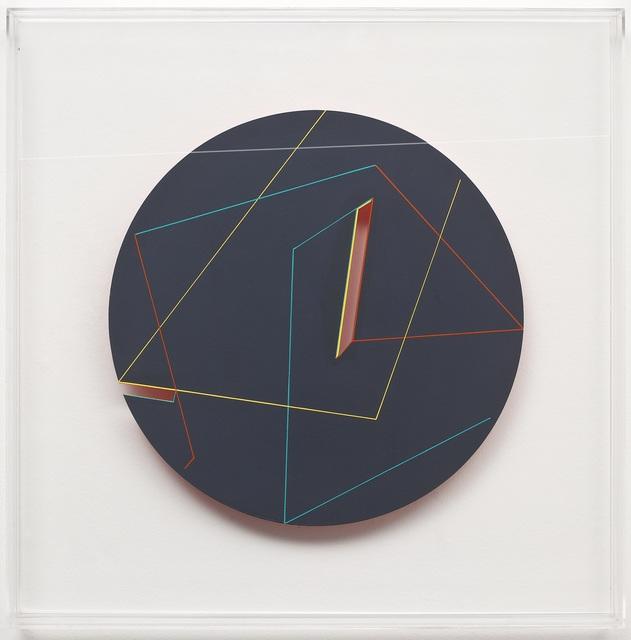 , 'free composition,' 2011, Galerie Denise René
