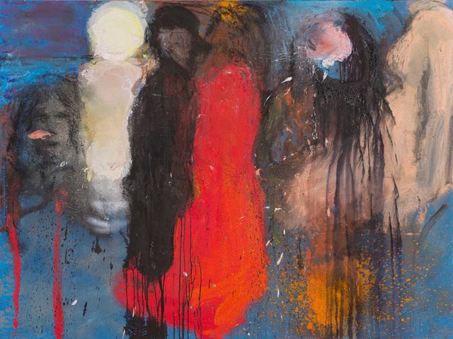 , 'Oslo, Midsummer with E., 2016,' 2016, Richard Gray Gallery