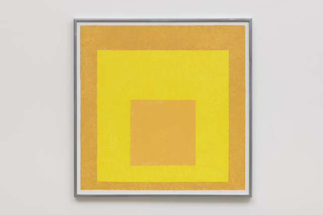 , 'Study for Homage to the Square Equilibrant, 1962, After Josef Albers,' 2014, Edward Cella Art and Architecture
