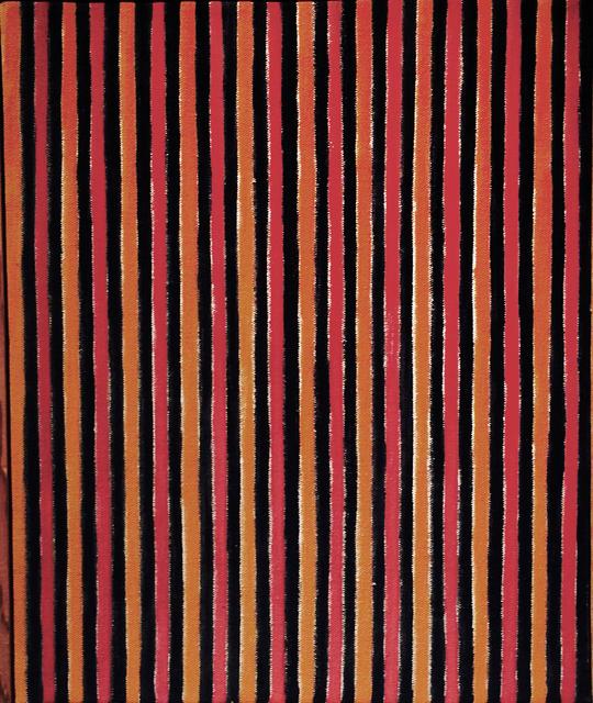 , 'Black-Red-Orange,' 1958, Mark Borghi Fine Art