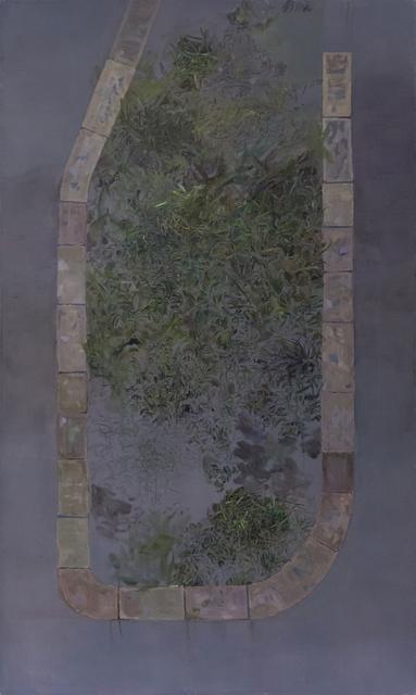 , 'Divider,' 2016, Galerie Anhava