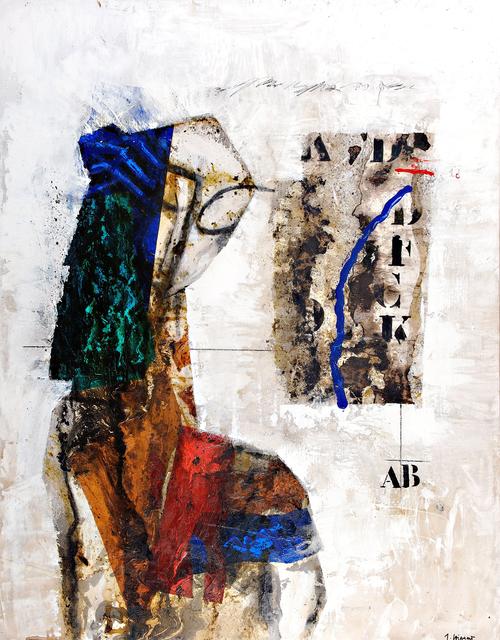, 'La gitane,' 2005, Bogena Galerie